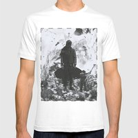 Witch Hunt Mens Fitted Tee White SMALL