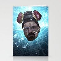 Heisenberg Stationery Cards