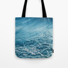 cold embrace Tote Bag