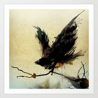 Sweet Bird Art Print