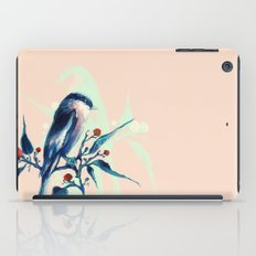 Hashtag Blue Bird iPad Case