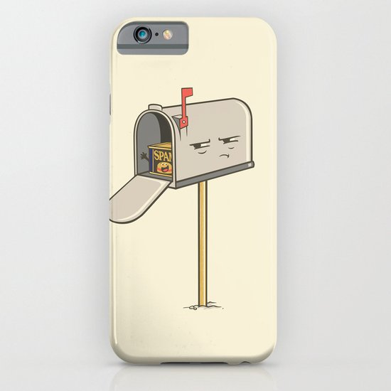 You've Got Spam! iPhone & iPod Case