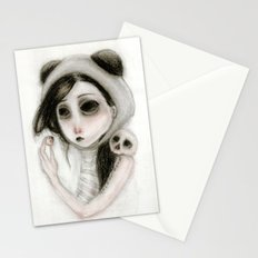 The inability to perceive with eyes notebook I Stationery Cards