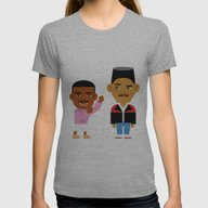 T-shirt featuring The Fresh Prince (Versio… by Evan Gaskin
