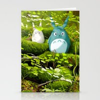 Neighbors Stationery Cards