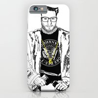 iPhone & iPod Case featuring Lord WTF from Madrid is in da hause by Villaraco