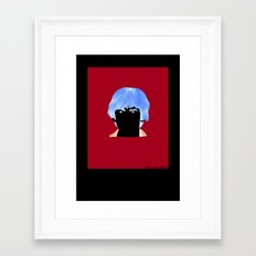 Free as a Bird, Harrison tribute Framed Art Print