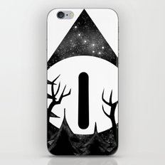 Bill Cipher: I'll Be Watching You iPhone & iPod Skin