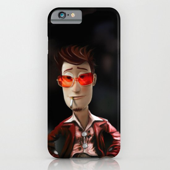 Hit me has hard has you can Buzz..!...(Fight Club) iPhone & iPod Case