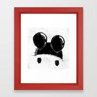 Magic Moment Framed Art Print