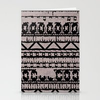 Aztec 4# Stationery Cards
