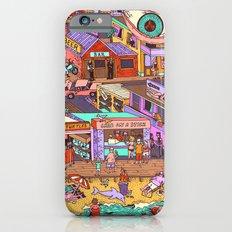 Fried n' Cheesy Slim Case iPhone 6s