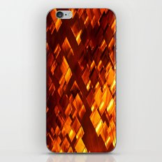 Art Deco Wall Design (found in NY) iPhone & iPod Skin