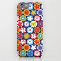 Festive Print iPhone & iPod Case