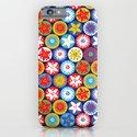 Festive Print iPhone & iPod Case