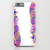iPhone & iPod Case featuring Feather by selinabetts