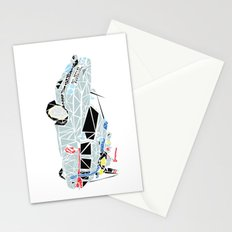 Ecto-1 Stationery Cards