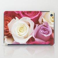 Romantic Rose iPad Case