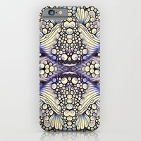 A touch of lavender iPhone 6 Slim Case