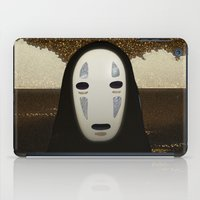 No-Face Maki-e iPad Case