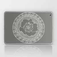Rose Mandala Laptop & iPad Skin