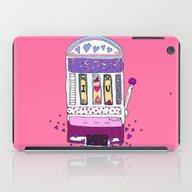 Love Machine iPad Case
