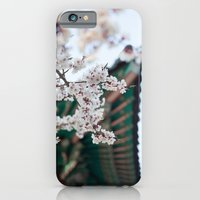 iPhone & iPod Case featuring Blossoms Near the Bell, Seoul Korea by Victoria Dawn Burgamy