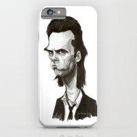 Nick Cave iPhone 6 Slim Case