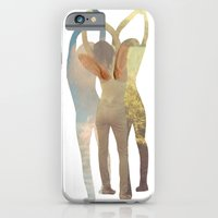 iPhone & iPod Case featuring Absorbed Elements by BeautifulUrself