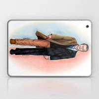 2 WALTER BISHOP (FRINGE) Laptop & iPad Skin