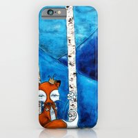 Winter Moon iPhone 6 Slim Case