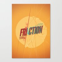 Fri/actionn Canvas Print