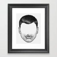 Hassan Framed Art Print