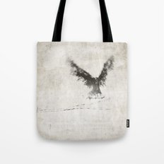 trembling the birch Tote Bag