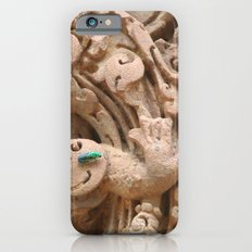 Wasp on a Stone Carving iPhone 6 Slim Case