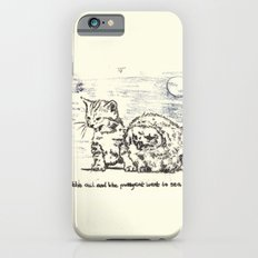 The Owl And The Pussycat Went to Sea iPhone 6 Slim Case