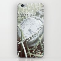 First Frost Of Winter iPhone & iPod Skin