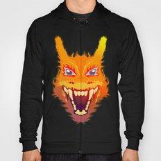 Flaming Dragon Hoody