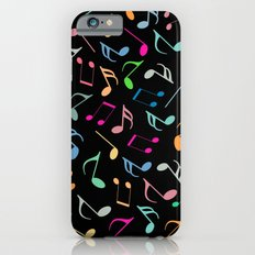 Music Colorful Notes II iPhone 6 Slim Case