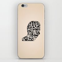 Self Portrait PM iPhone & iPod Skin