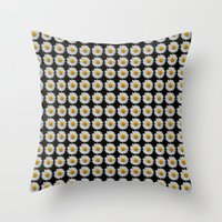 DAISIES DIRECT Throw Pillow