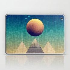 Moonrise Abstract Laptop & iPad Skin