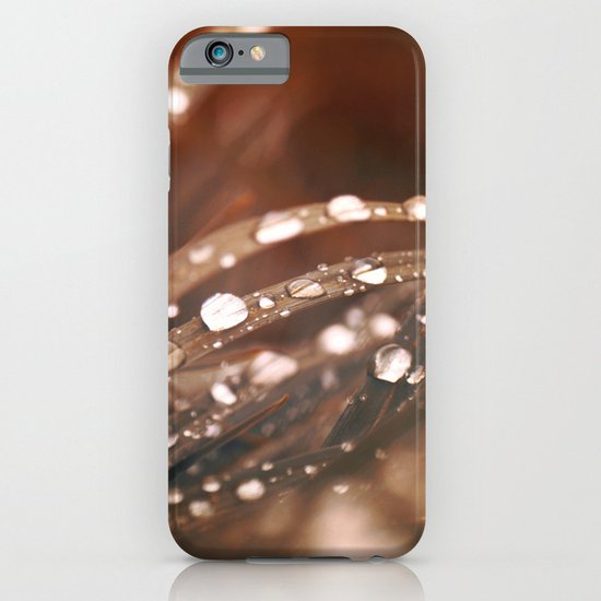 Fire and Rain iPhone & iPod Case