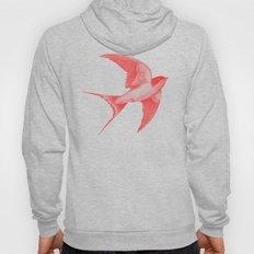 Barn Swallow (red)  Hoody