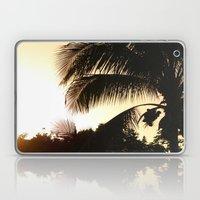 PALM PARADISE Laptop & iPad Skin