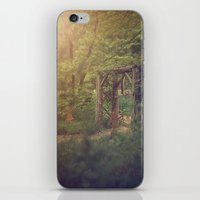The Secret Garden iPhone & iPod Skin