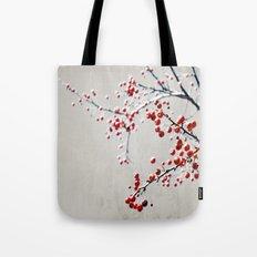 Red Magic Tote Bag
