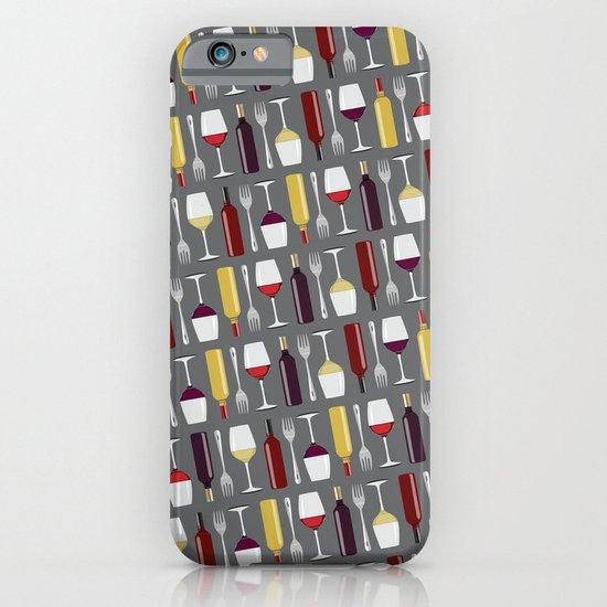 Food & Wine iPhone & iPod Case