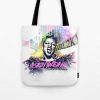 Jesus Geek Tote Bag