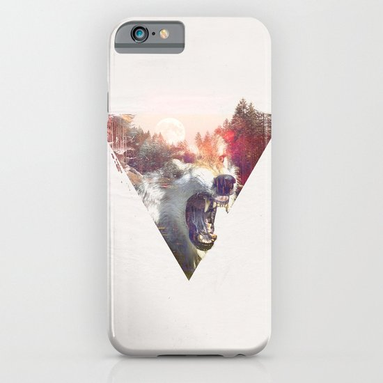 daylight moon iPhone & iPod Case